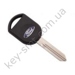 Корпус ключа с местом под чип Ford Explorer, WindStar и другие, лезвие FO38R, тип 1, лого /D