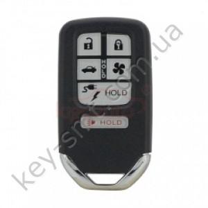 Смарт ключ Honda Clarity, 433.92 Mhz, KR5V2X, NCF2951X/ Hitag 3/ ID47, 5+1 кнопки /D
