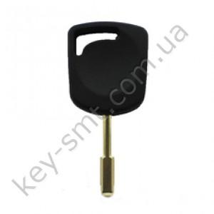 Корпус ключа с местом под чип Ford Tranzit, Tranzit Connect, Fiesta, Mondeo, Focus и другие, лезвие FO21 /D