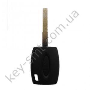 Корпус ключа с местом под чип Ford Focus, Fiesta, Galaxy и другие, лезвие HU101 /D
