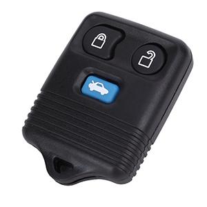 Корпус пульта Ford Explorer, WindStar и другие, 3 кнопки /D