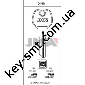 GHHX /JMA/